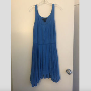 Marc by Marc Jacobs blue skater dress size small